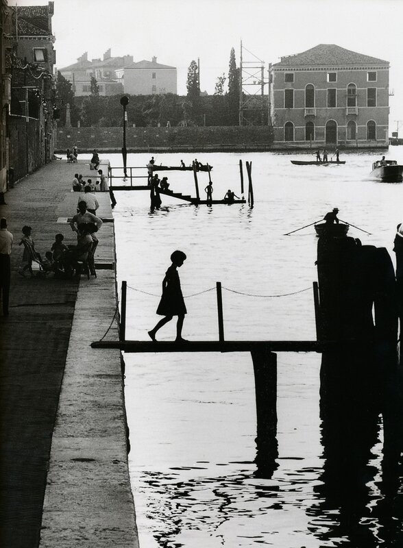 Willy RonisVenice, 1959