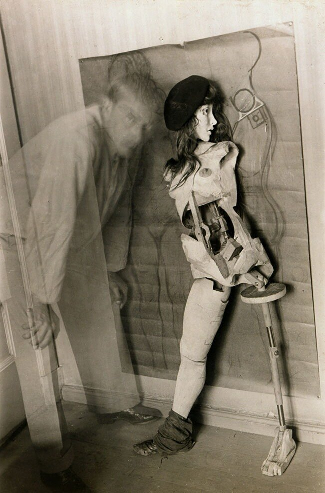 Hans Bellmer (French 1902-1975), The Doll