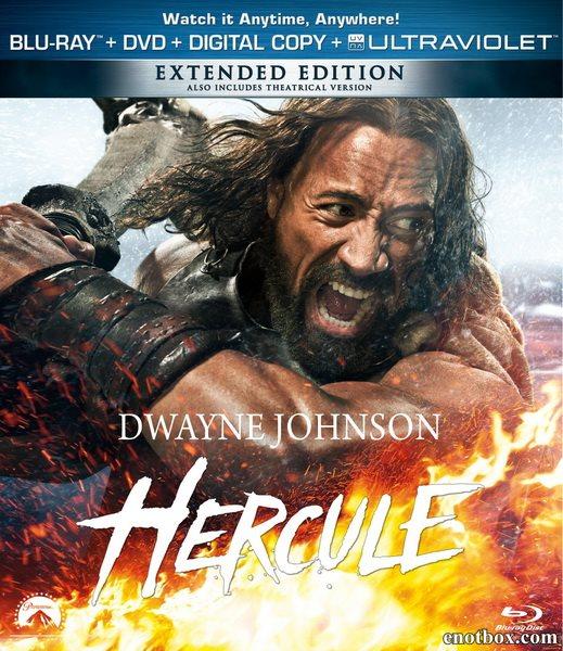 Геракл / Hercules [EXTENDED] (2014/BDRip/HDRip)