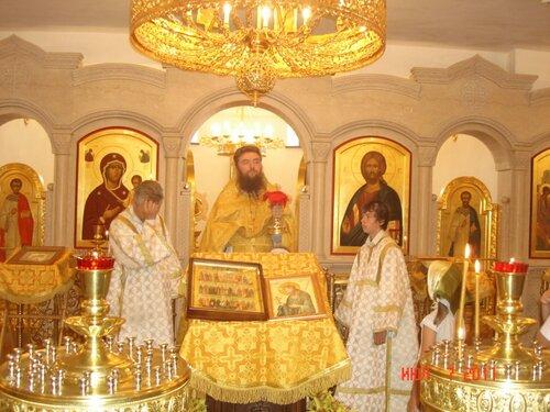 Рождество честного славного Пророка, Предтечи и Крестителя Господня Иоанна 2011