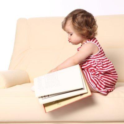 Детская книжка-малышка и книжки-листалки...
