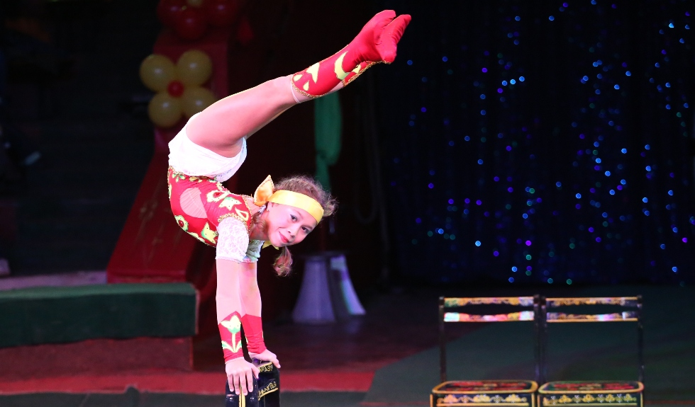 Цирк нашего детства, Тверь