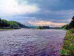 Таежная река Онот