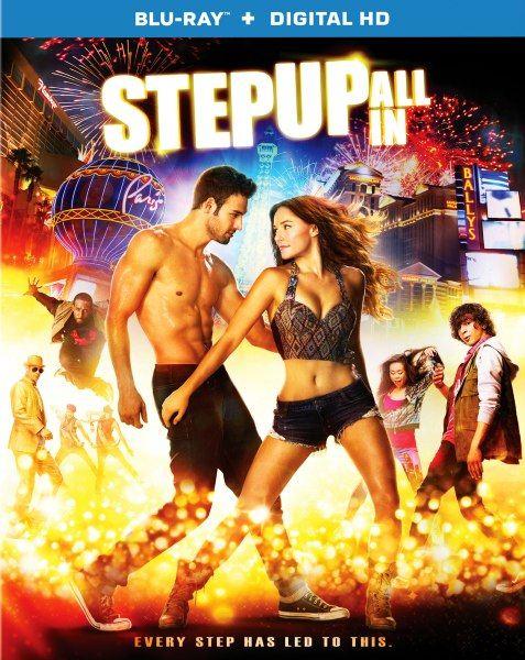 ��� �����: �� ��� ������ / Step Up All In (2014) BDRip  720p + HDRip + WEB-DL 1080p/720p + WEB-DLRip
