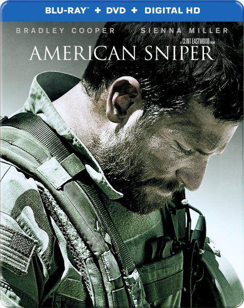 Снайпер / American Sniper (2014) BDRip/1080p/720p + HDRip