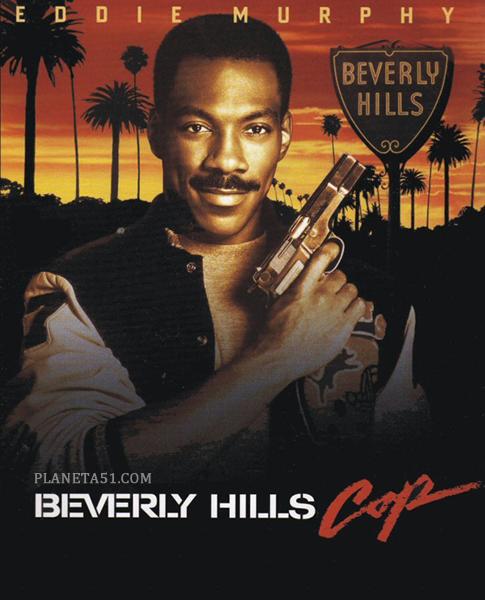 Полицейский из Беверли-Хиллз / Beverly Hills Cop (1984/HDRip/BDRip)