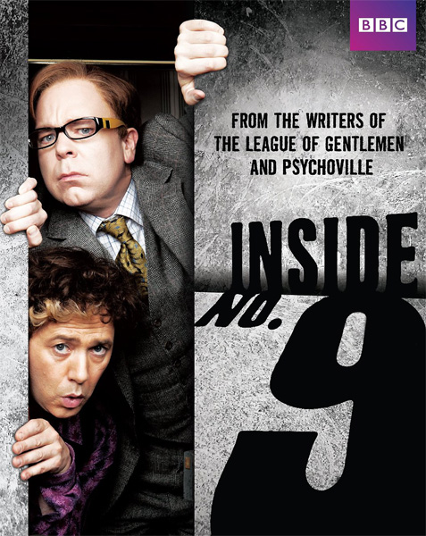 ������ �������� ������ / Inside No. 9 (2 ����� 2015) HDTVRip