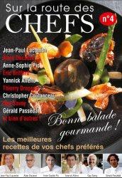 Книга Sur la route des chefs - Juin-Juillet 2014
