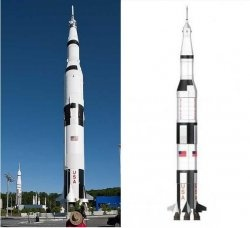 Журнал Saturn V