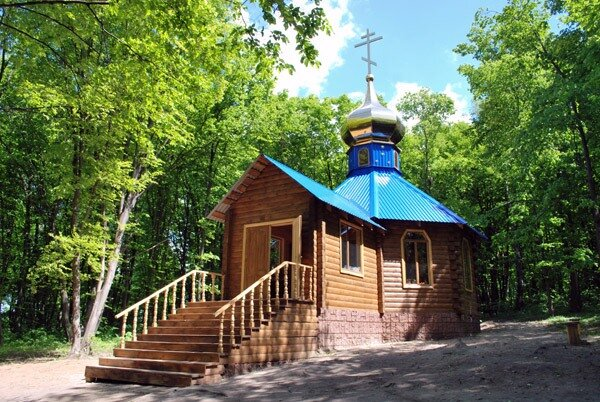 Божья гора — святыня в тени Почаева.Джерело публікації: risu.org.ua