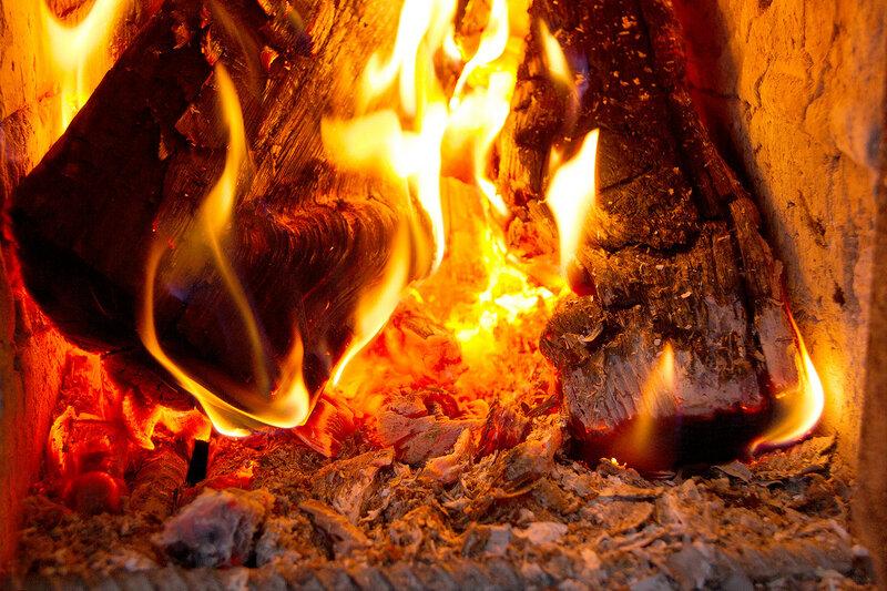 Не жги огонь костра любви