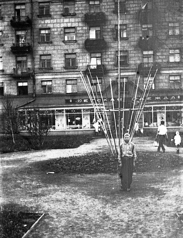 Челябинск. Ул. Свободы. 1966 г.