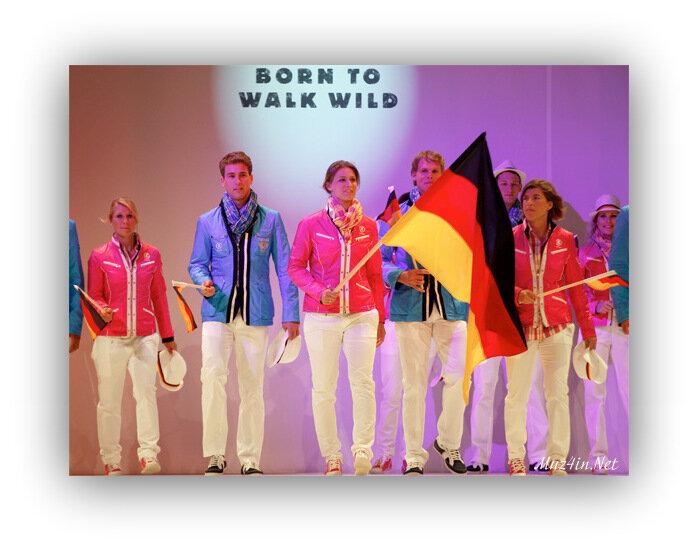 Олимпийская форма стран участниц Олимпийских игр 2012 в Лондоне