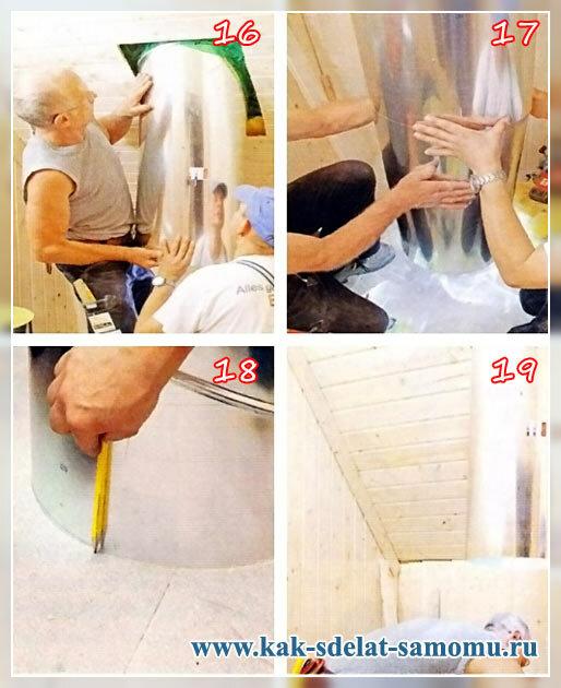 световые туннели фото (2)