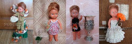 одежда для куклы 19 см