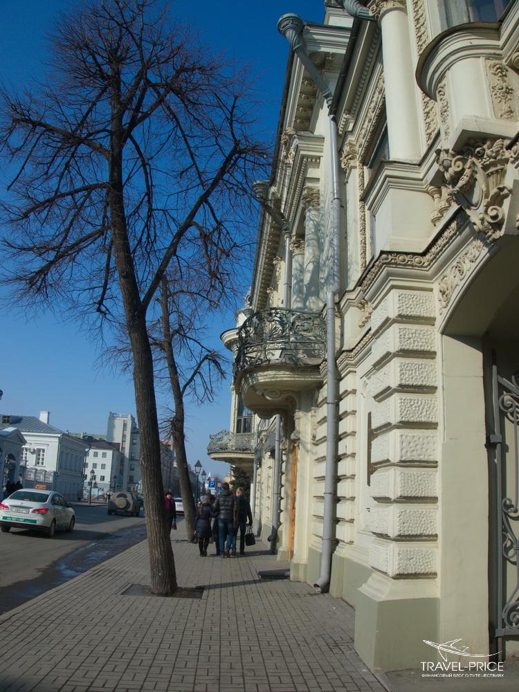дом Ушковой на улице Кремлевской