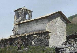 Церковь Св. Квирике и Св. Ивлиты в Сванетии