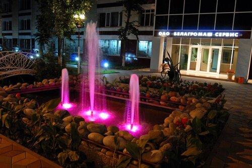 фонтан на Крейде