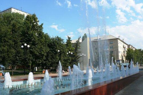 фонтан Лев фото Iren_ss