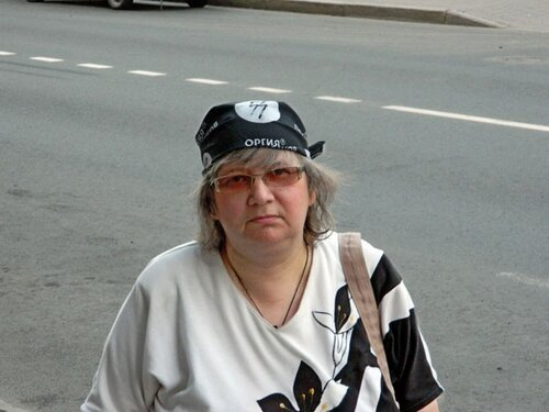 Оксана Аболина, 1 июля 2011