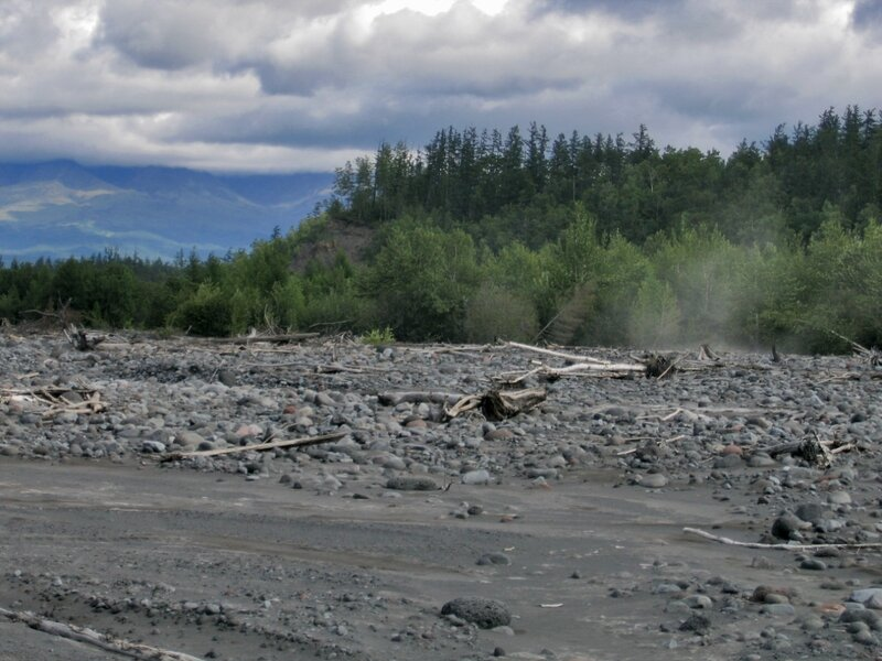 Долина реки Толбачик