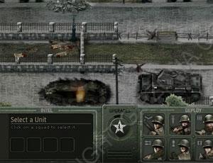 Warfare 1944 флеш игра