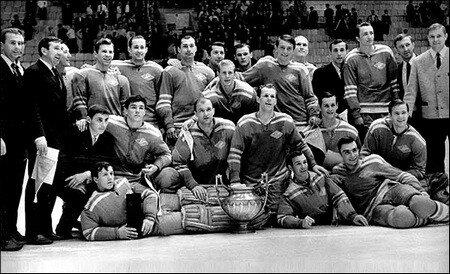 ХК Спартак 1969