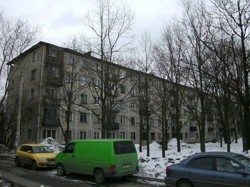 Полюстровский пр. 21