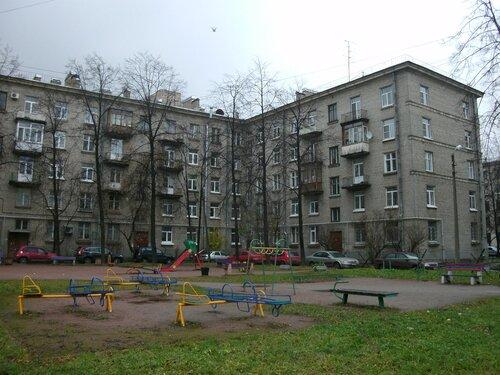 Варшавская ул. 56/ул. Фрунзе 1