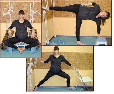 Йога для беременных в Марьино и Люблино