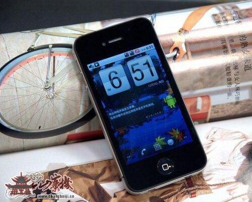 Китайский iPhone 4