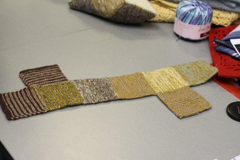 вязаные тапочки из квадратиков крючком - Выкройки одежды для детей и...