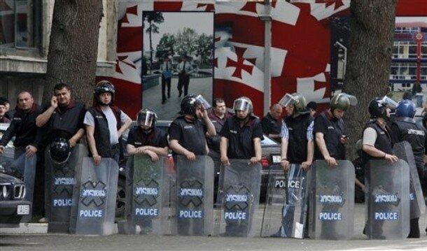 Тбилиси: сегодня - вчера Georgia Opposition