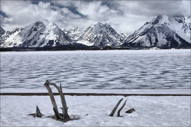 Озеро Джексон
