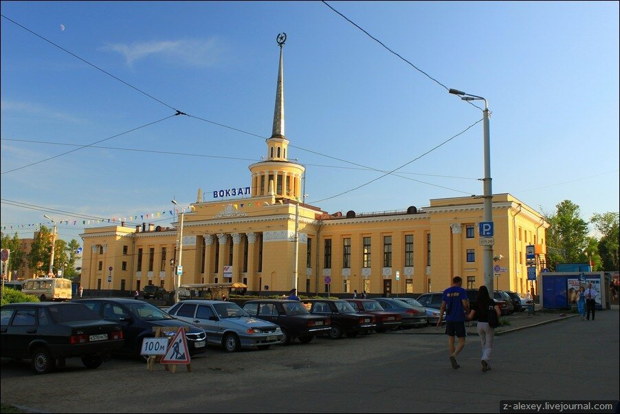 Популярные достопримечательности Петрозаводска