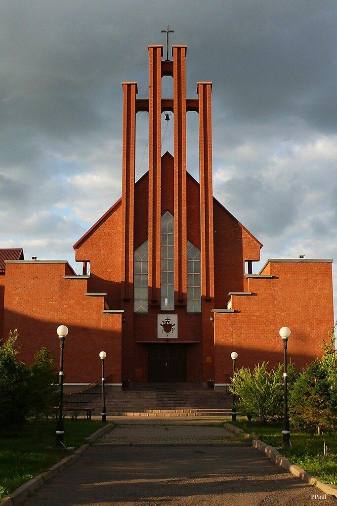 Астана. Католический Собор