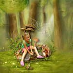 «Deep In The Forest» 0_69140_6541358_S