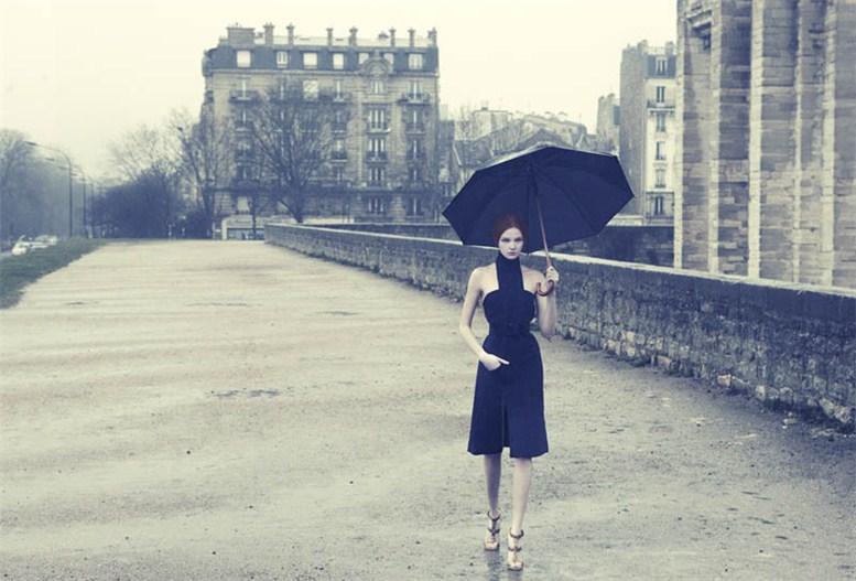 модель Джулия / Julia, фотограф Wee Khim