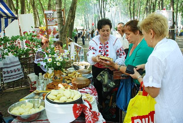 Троїцький ярмарок-2011. Фото