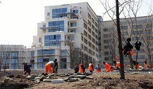 Бригадир на строительстве ДВФУ на Русском сломал грудную клетку