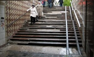 К 1 августа во Владивостоке завершится реконструкция подземных переходов