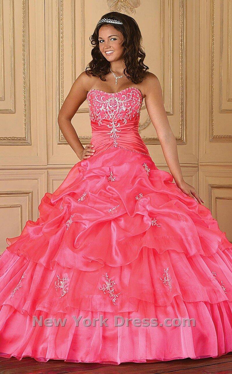 Фото красивые платья бальные
