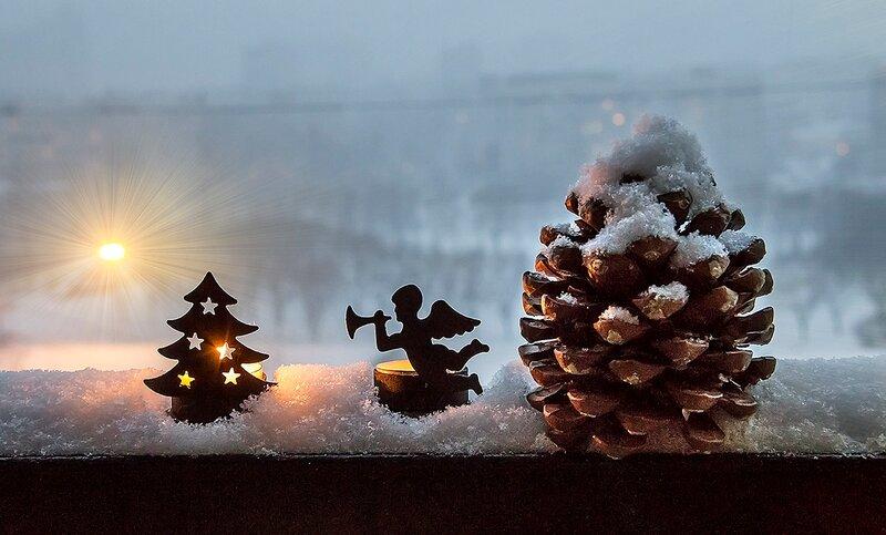 Предпразничный декабрь...