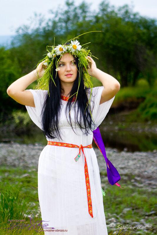 Ивана купала костюм