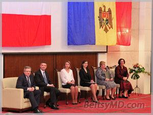 Президент Коморовский — «польский вечер в Кишинёве»