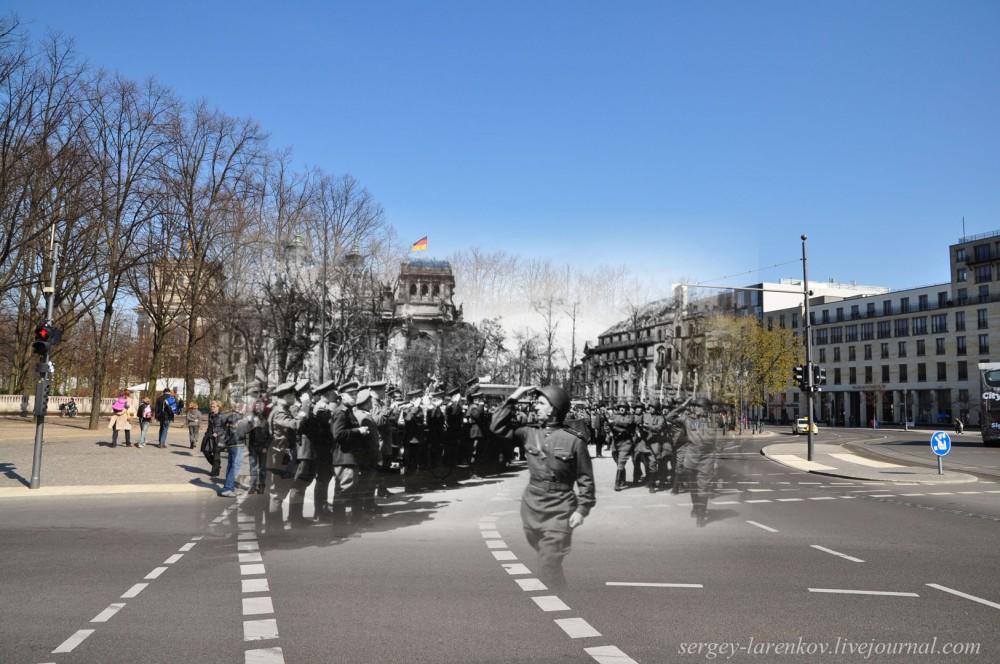 9 Берлин 1945-2010. Парад Советских войск..jpg