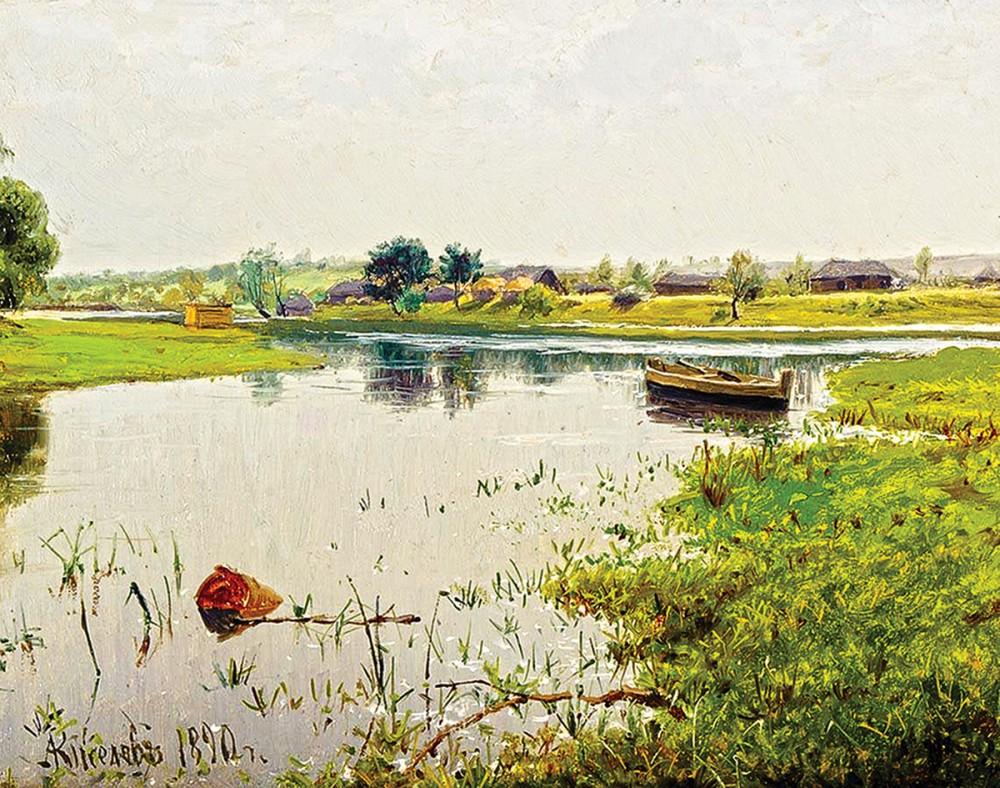 Пейзаж с озером 1890.jpg