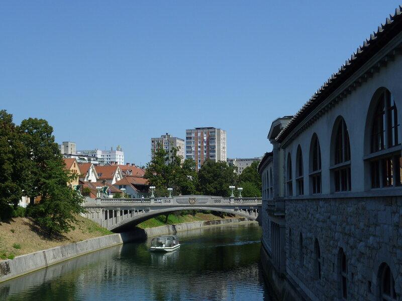 Драконов мост через Любляницу