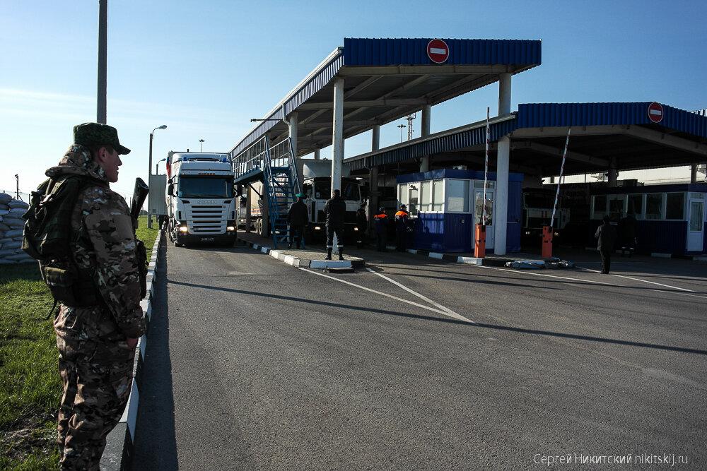 Транспортное сообщение Украины с Россией будет прекращено
