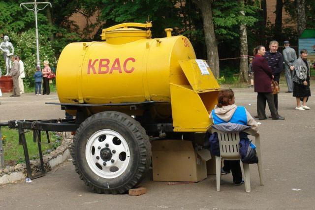 Санслужба намерена ликвидировать в Минске уличную торговлю квасом